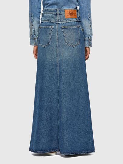 Diesel - DE-REGYSK-SP, Blue - Skirts - Image 2