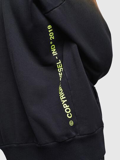 Diesel - S-ALBY-SUN, Black - Sweaters - Image 5
