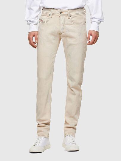 Diesel - Sleenker 009VJ, White - Jeans - Image 1