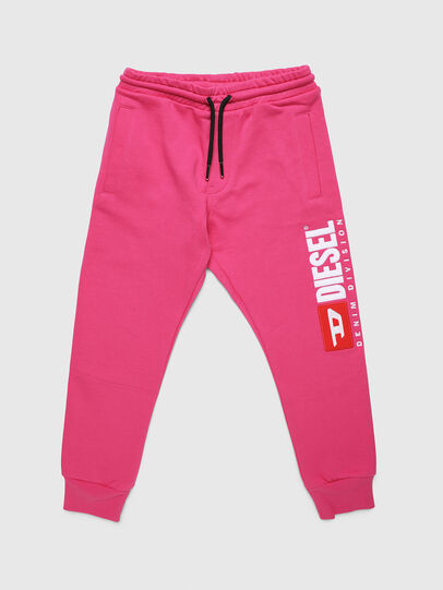 Diesel - PYLLOX, Pink - Pants - Image 1