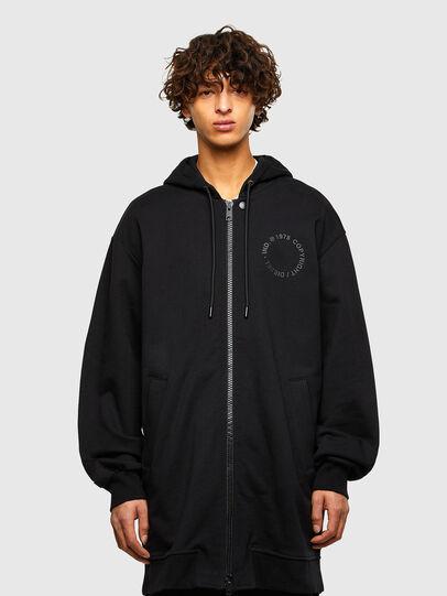 Diesel - S-KAPPAT, Black - Sweaters - Image 1