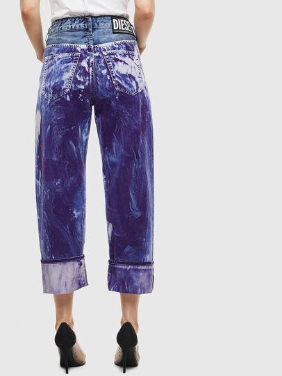 Diesel - D-Reggy 069NW, Medium blue - Jeans - Image 2