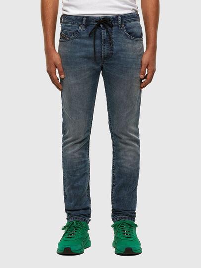 Diesel - Thommer JoggJeans® 069NZ, Medium blue - Jeans - Image 1
