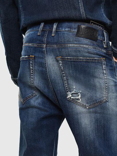 Diesel - D-Vider 0090G, Dark Blue - Jeans - Image 5
