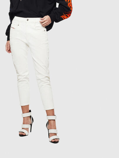 Diesel - Fayza 009AY, White - Jeans - Image 1