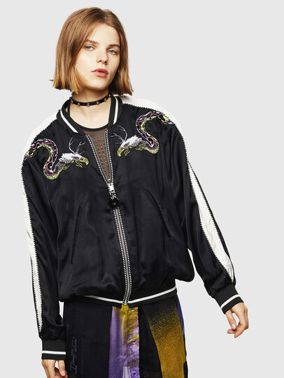 Diesel - G-IOIO-A,  - Jackets - Image 1