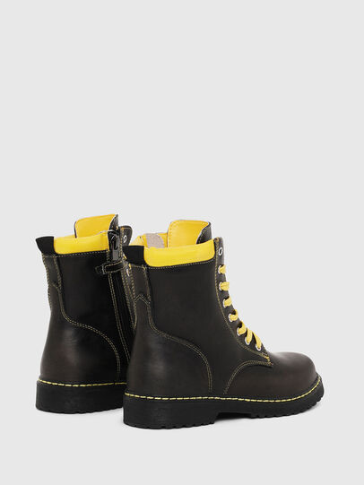 Diesel - HB LACE UP 04 YO,  - Footwear - Image 3