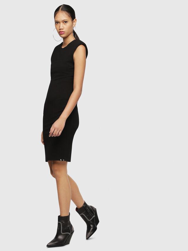 Diesel - D-STACIE-A, Black - Dresses - Image 4