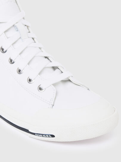 Diesel - S-ASTICO MID CUT W, White - Sneakers - Image 5