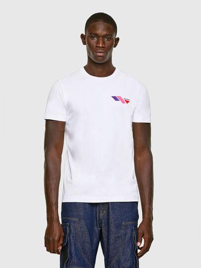 Diesel - T-DIEGOS-K11, White - T-Shirts - Image 1