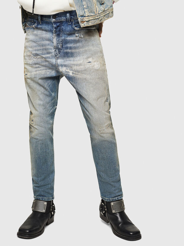 D-Vider 084AQ, Light Blue - Jeans