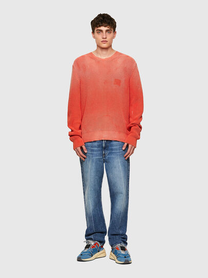Diesel - K-KENTUCKY, Orange - Knitwear - Image 5
