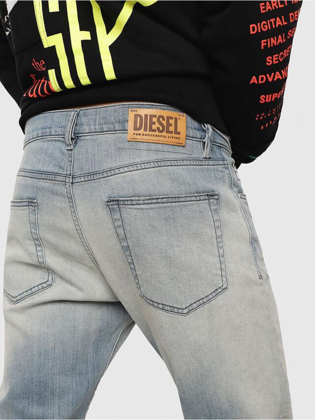 Diesel - D-Strukt 081AP, Light Blue - Jeans - Image 3