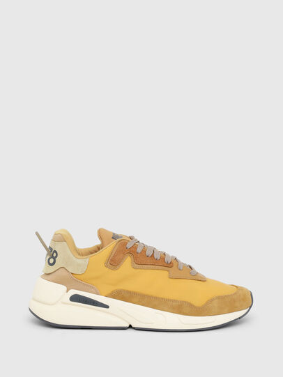 Diesel - S-SERENDIPITY LC, Light Brown - Sneakers - Image 1