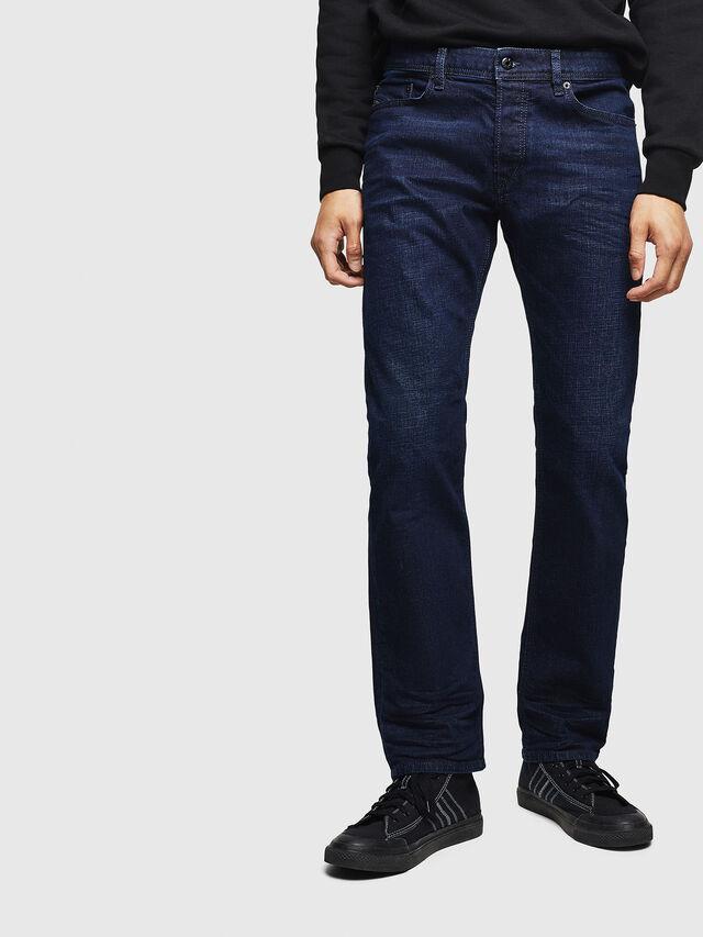 Diesel Waykee 0860Z, Dark Blue - Jeans - Image 1