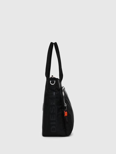 Diesel - BAGOTE, Black - Shopping and Shoulder Bags - Image 3