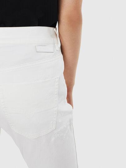 Diesel - Krailey JoggJeans 069DS, White - Jeans - Image 4