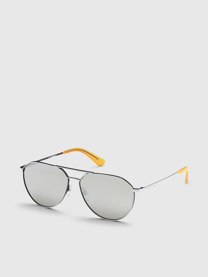 Diesel - DL0296, Grey - Sunglasses - Image 2