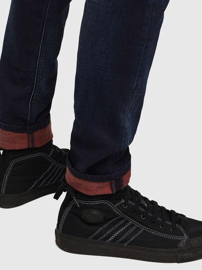 Diesel - Tepphar 009BL, Dark Blue - Jeans - Image 5