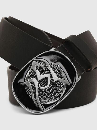 Diesel - B-VASCKY, Dark Brown - Belts - Image 2