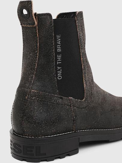 Diesel - D-THROUPER CB, Black - Boots - Image 5