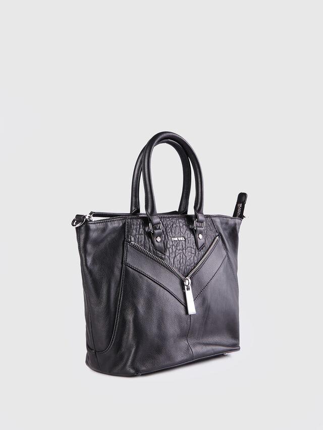 Diesel LE-NINNA, Black - Shopping and Shoulder Bags - Image 2