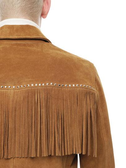 Diesel - LEOS,  - Leather jackets - Image 4