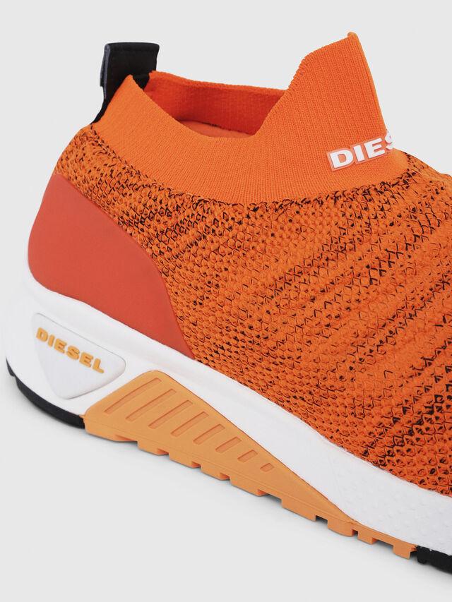 Diesel - S-KB ATHL SOCK, Orange - Sneakers - Image 4
