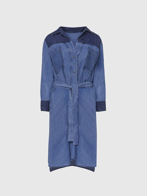 DE-NIAVY, Medium blue - Dresses