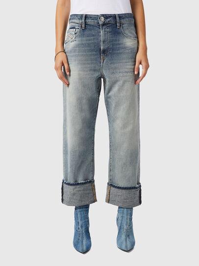 Diesel - D-Reggy 09B11, Light Blue - Jeans - Image 1
