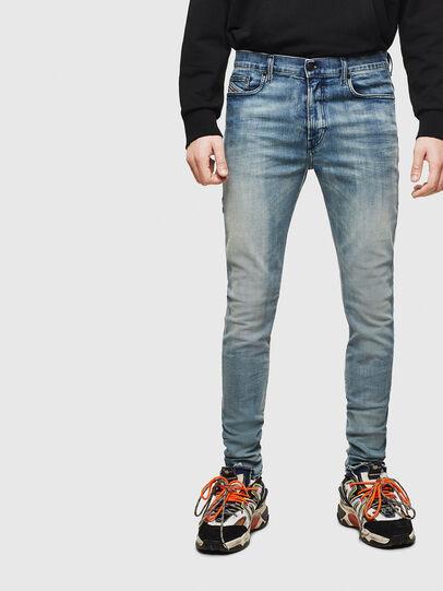 Diesel - D-Amny 069LH, Medium blue - Jeans - Image 1