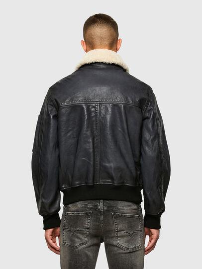 Diesel - L-STEPHEN,  - Leather jackets - Image 2