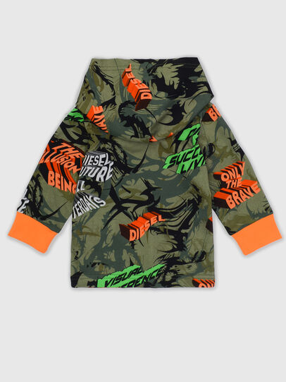 Diesel - TIRONDAB, Military Green - T-shirts and Tops - Image 2