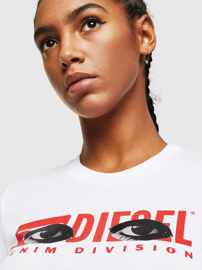 Diesel - T-SILY-YD,  - T-Shirts - Image 3