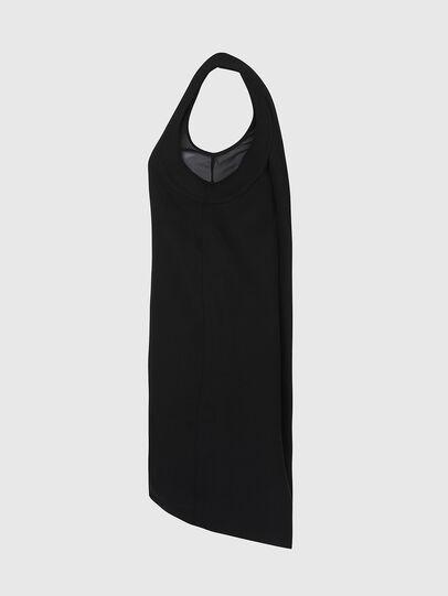 Diesel - D-PLEADY, Black - Dresses - Image 3