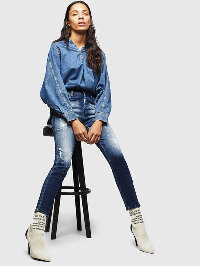 Diesel - Babhila 0091Y,  - Jeans - Image 4