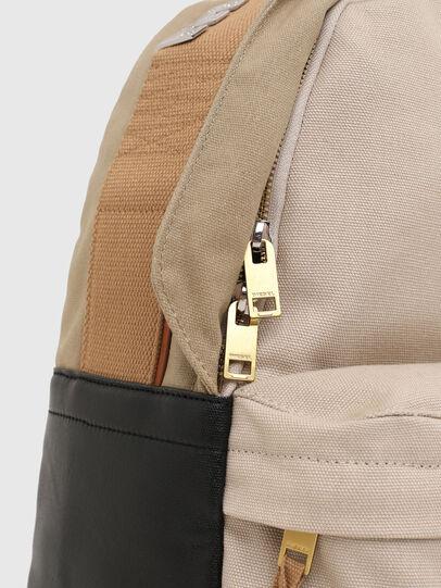 Diesel - DHORIAN LM, Beige - Backpacks - Image 5