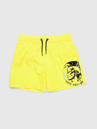 Diesel - MBXPERRY, Yellow - Beachwear - Image 1