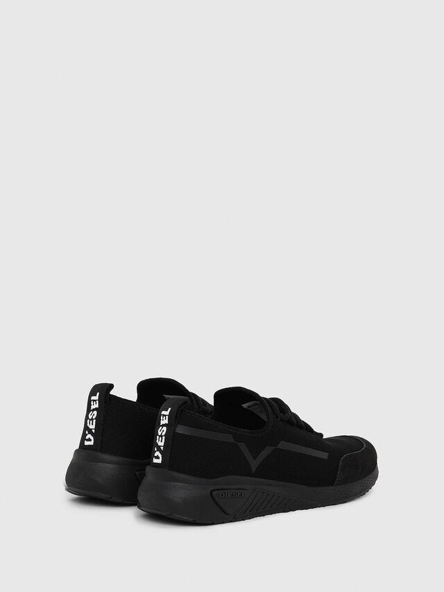 Diesel - S-KBY STRIPE W, Black - Sneakers - Image 3