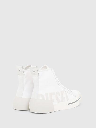 Diesel - S-DESE MID CUT W, White - Sneakers - Image 3