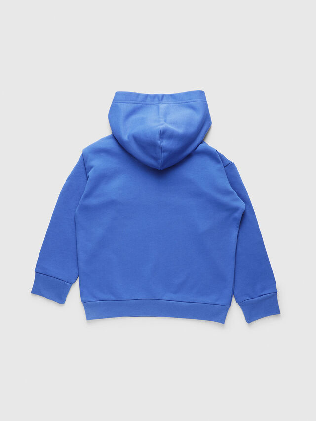 Diesel - SDIVISION OVER, Cerulean - Sweaters - Image 2