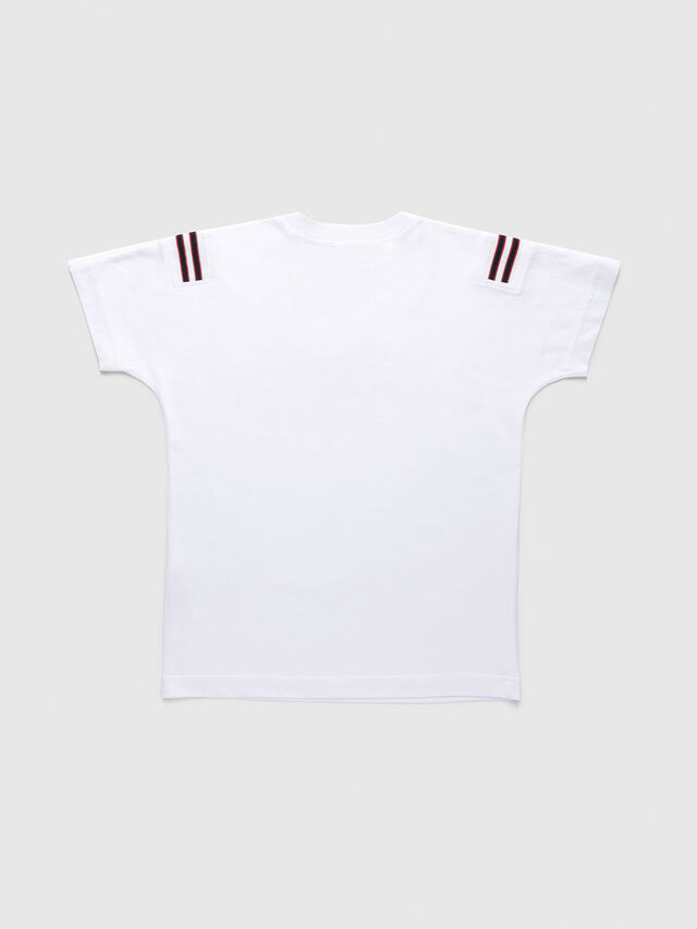 Diesel - TRYLL, White - T-shirts and Tops - Image 2