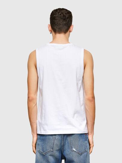 Diesel - T-OPPY, White - T-Shirts - Image 2