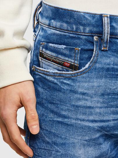 Diesel - D-Strukt 009MH, Light Blue - Jeans - Image 5