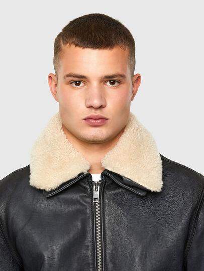Diesel - L-STEPHEN,  - Leather jackets - Image 4