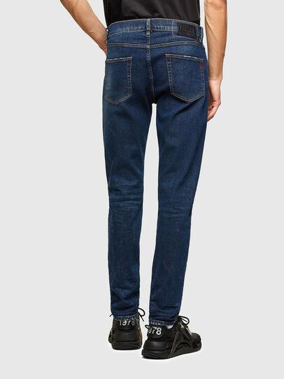 Diesel - D-Strukt 009NV, Dark Blue - Jeans - Image 2
