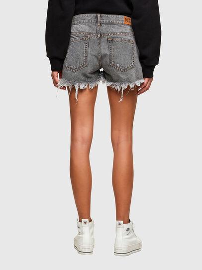 Diesel - DE-RIFTY, Grey - Shorts - Image 2