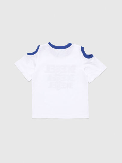 Diesel - TANIURAB, White - T-shirts and Tops - Image 2