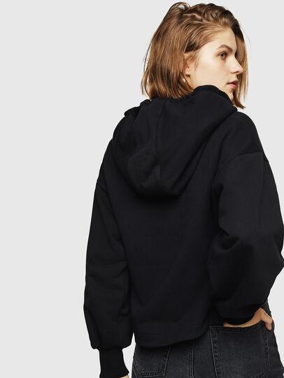 Diesel - F-DINIE-B, Black - Sweaters - Image 2