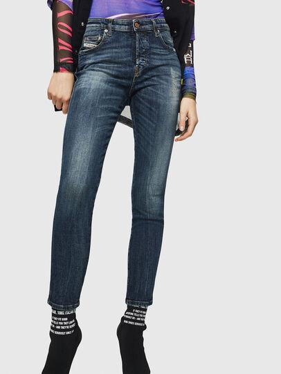 Diesel - Babhila 069GC, Dark Blue - Jeans - Image 1